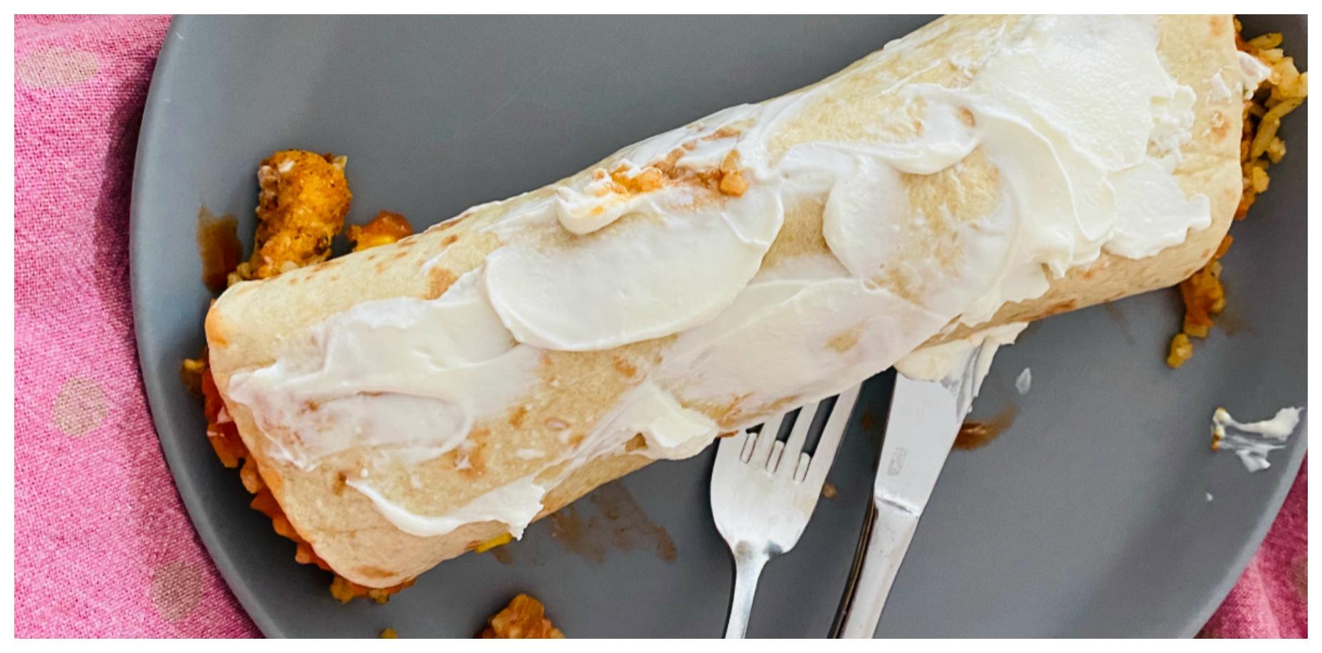 TGIB WEEKLY_ Tatoeage En Een Burrito Extravaganza rice burrito