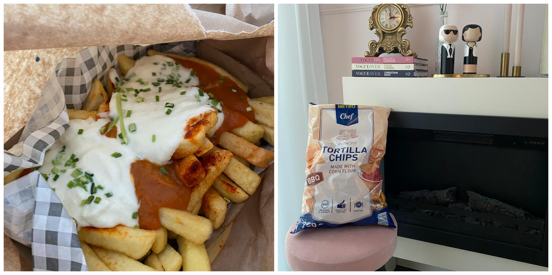 TGIB WEEKLY Snack-O-Clock En Een Mini Break loaded fries