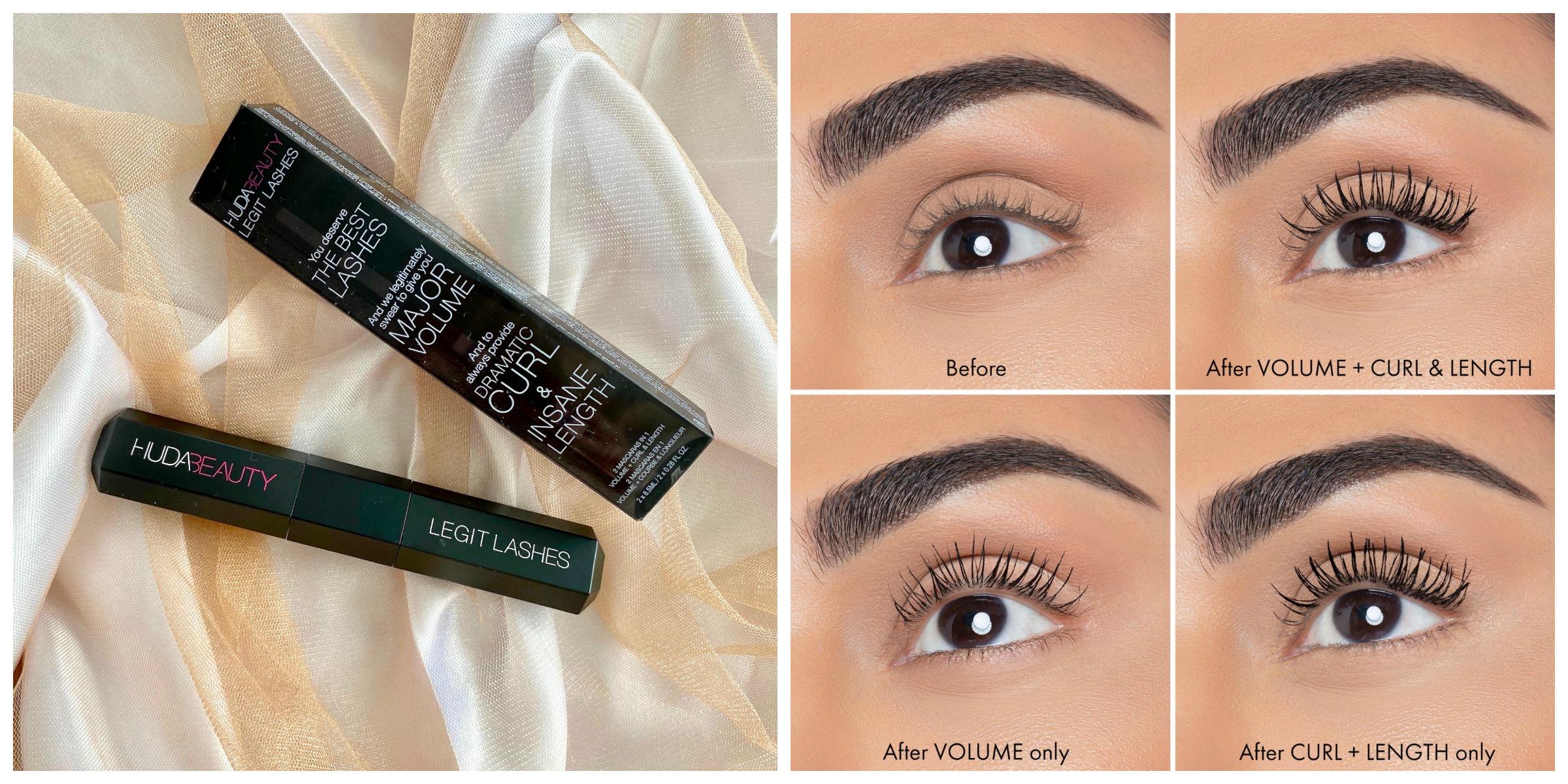 CentrO Shoplog huda beauty legit lashes