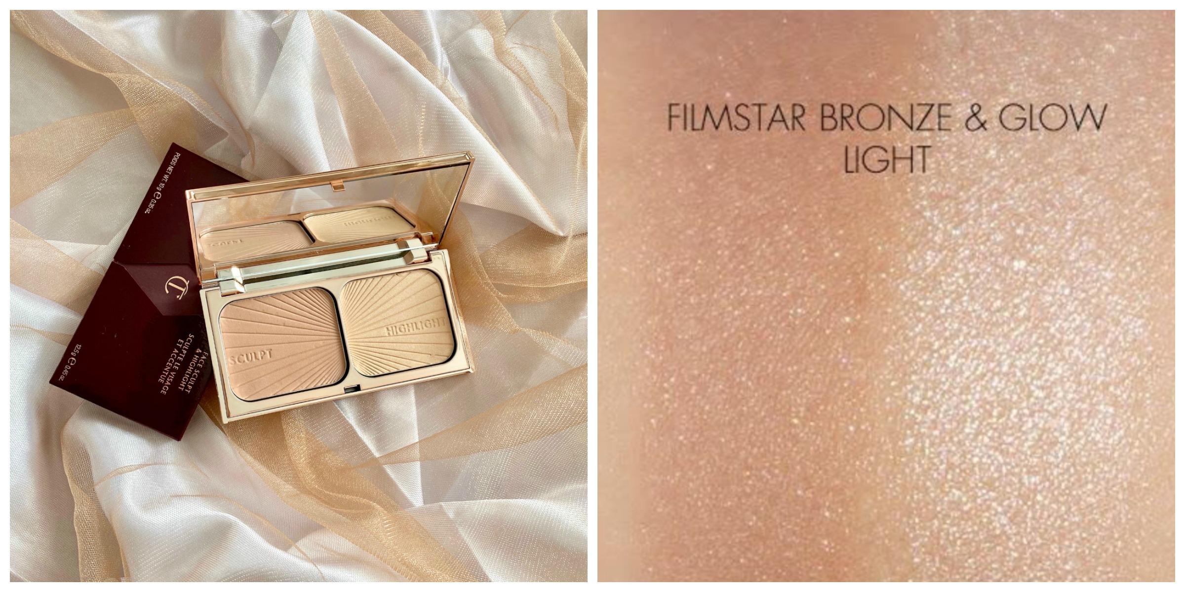 Filmstar Bronze & Glow palette