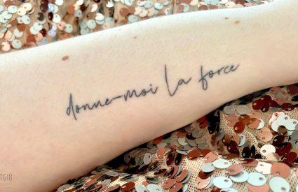 SMA Awareness Month tatoeage kracht