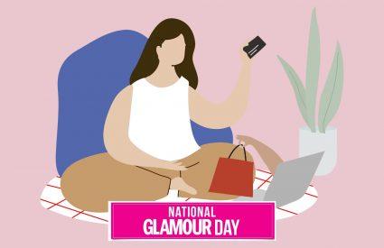 National Glamour Day 2020 tips nederland