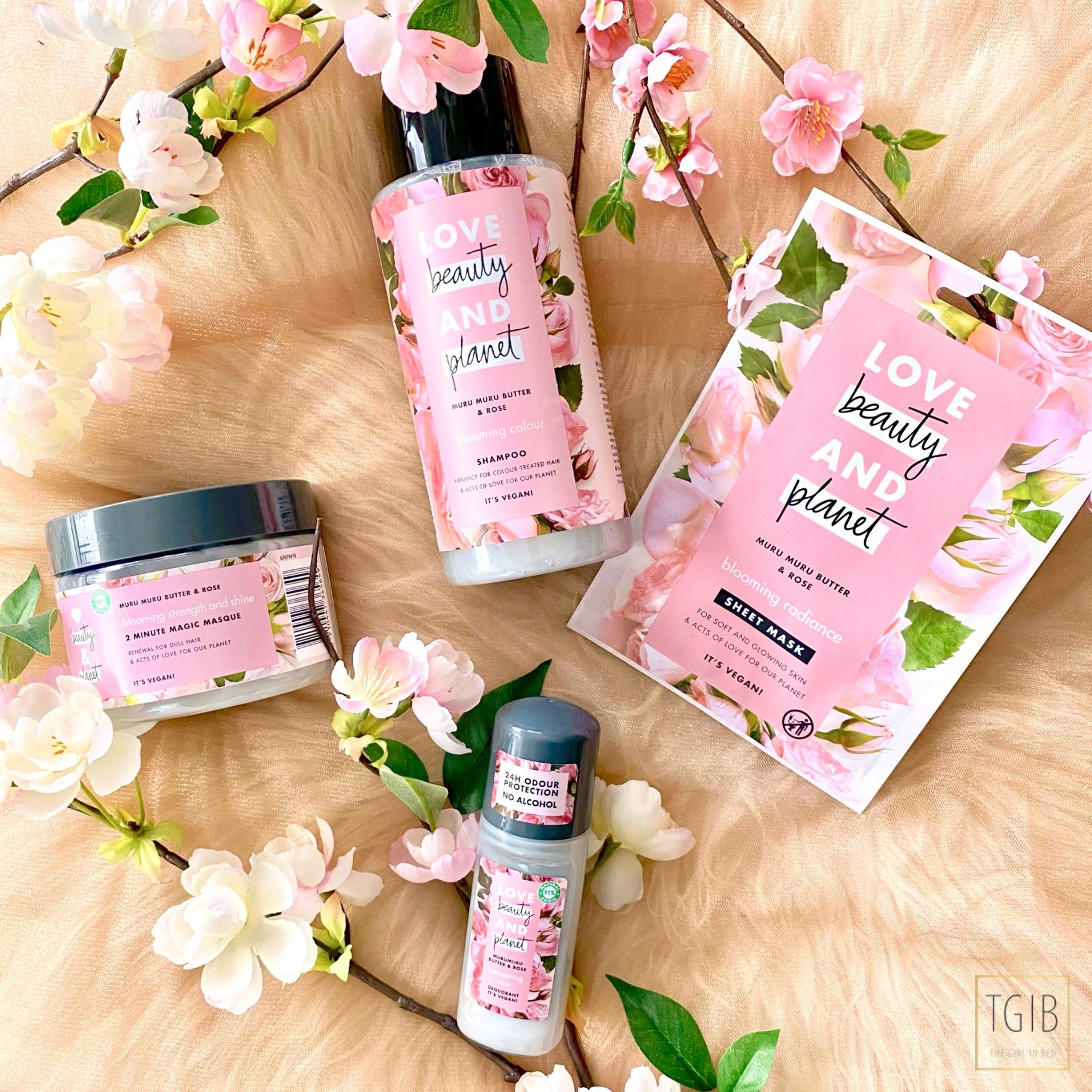 Love Beauty and Planet Muru Muru Butter & Rose producten-2