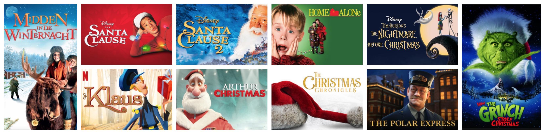 26x Kerstfilms Om Te Kijken In December familie animatie