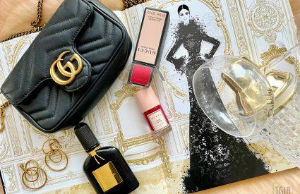 Gucci Beauty Nagellak - Myra Crimson