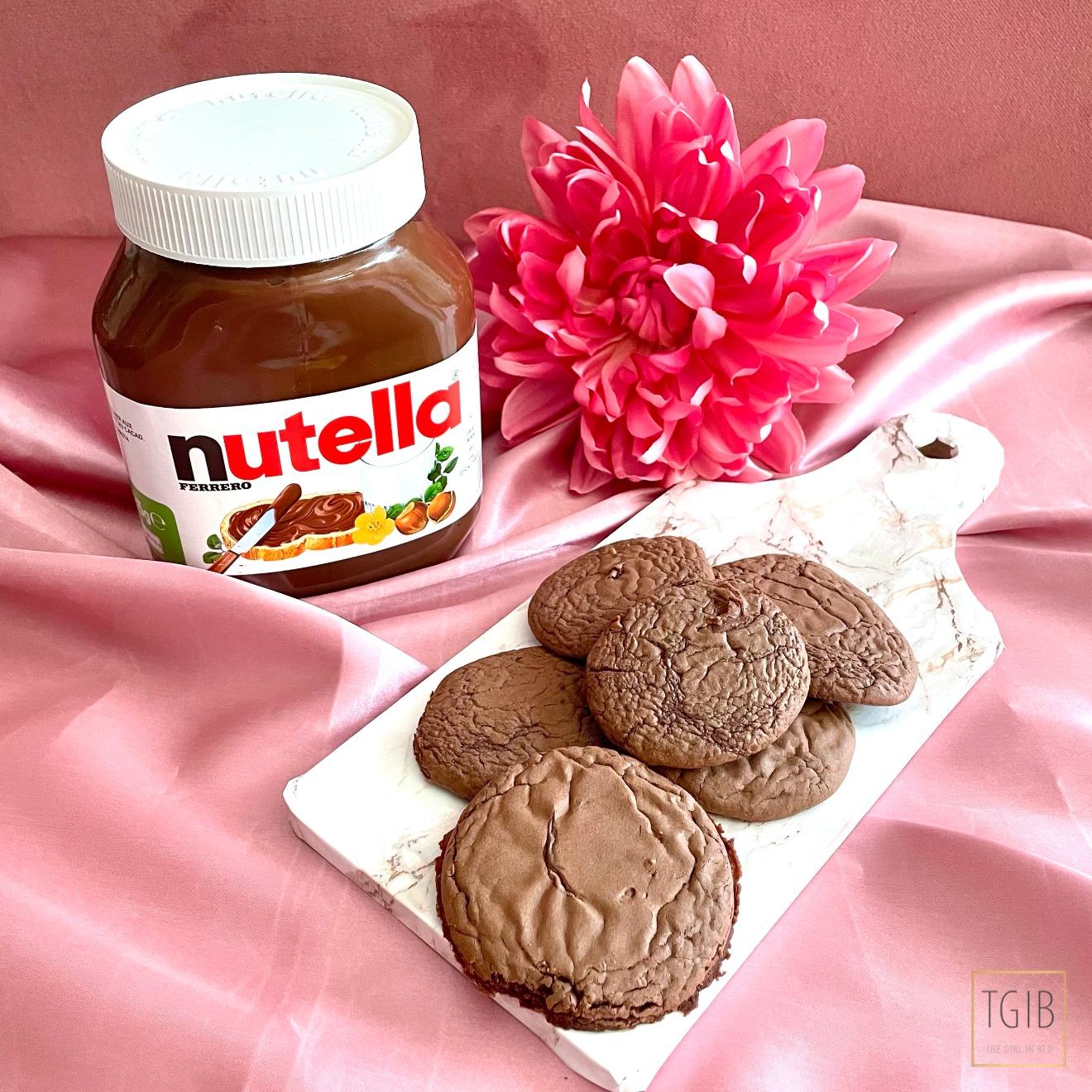 Nutella Koeken