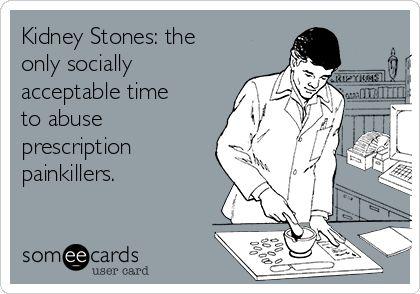 kidney stone meme