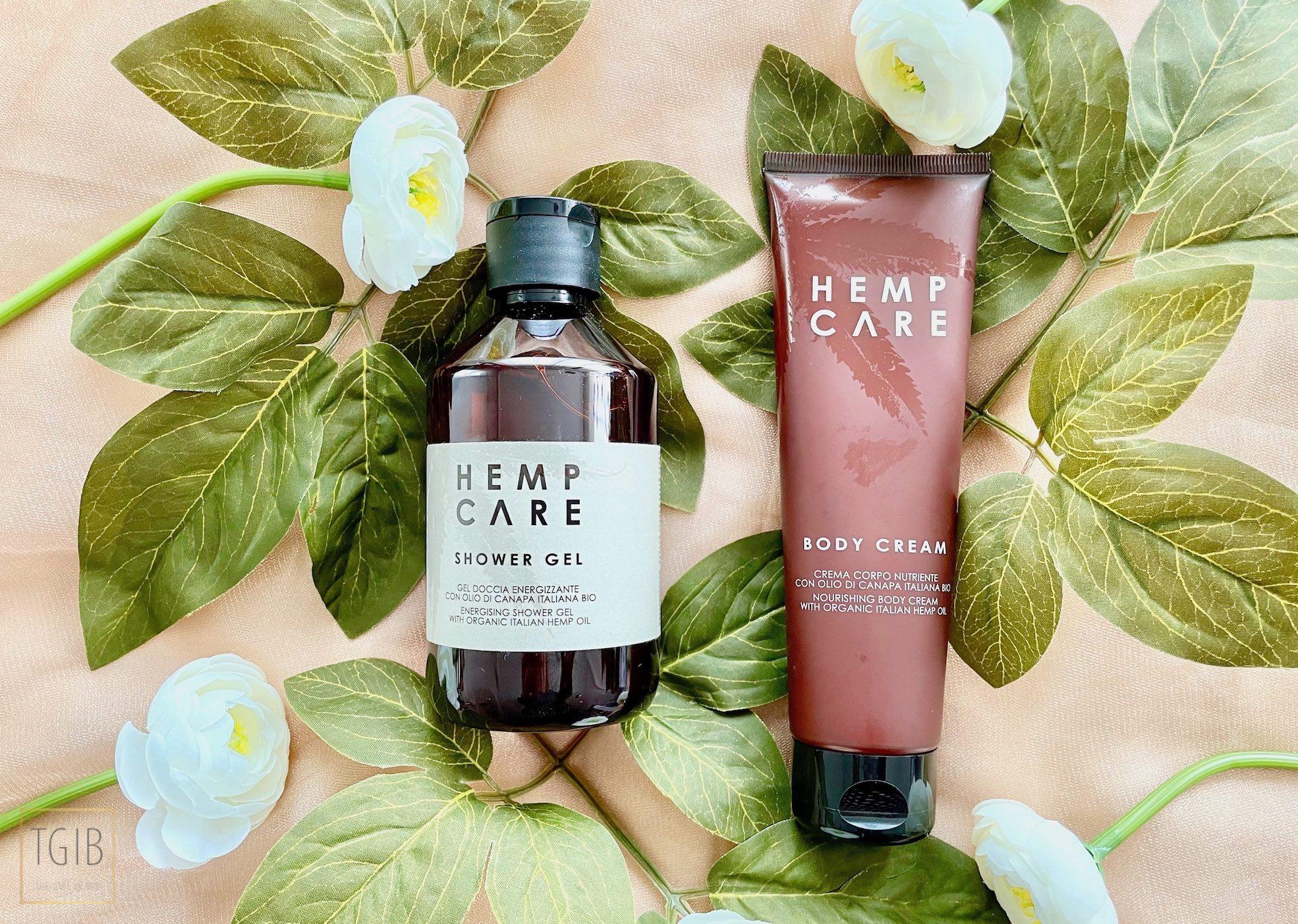 Hemp Care Shower Gel & Body Cream Review
