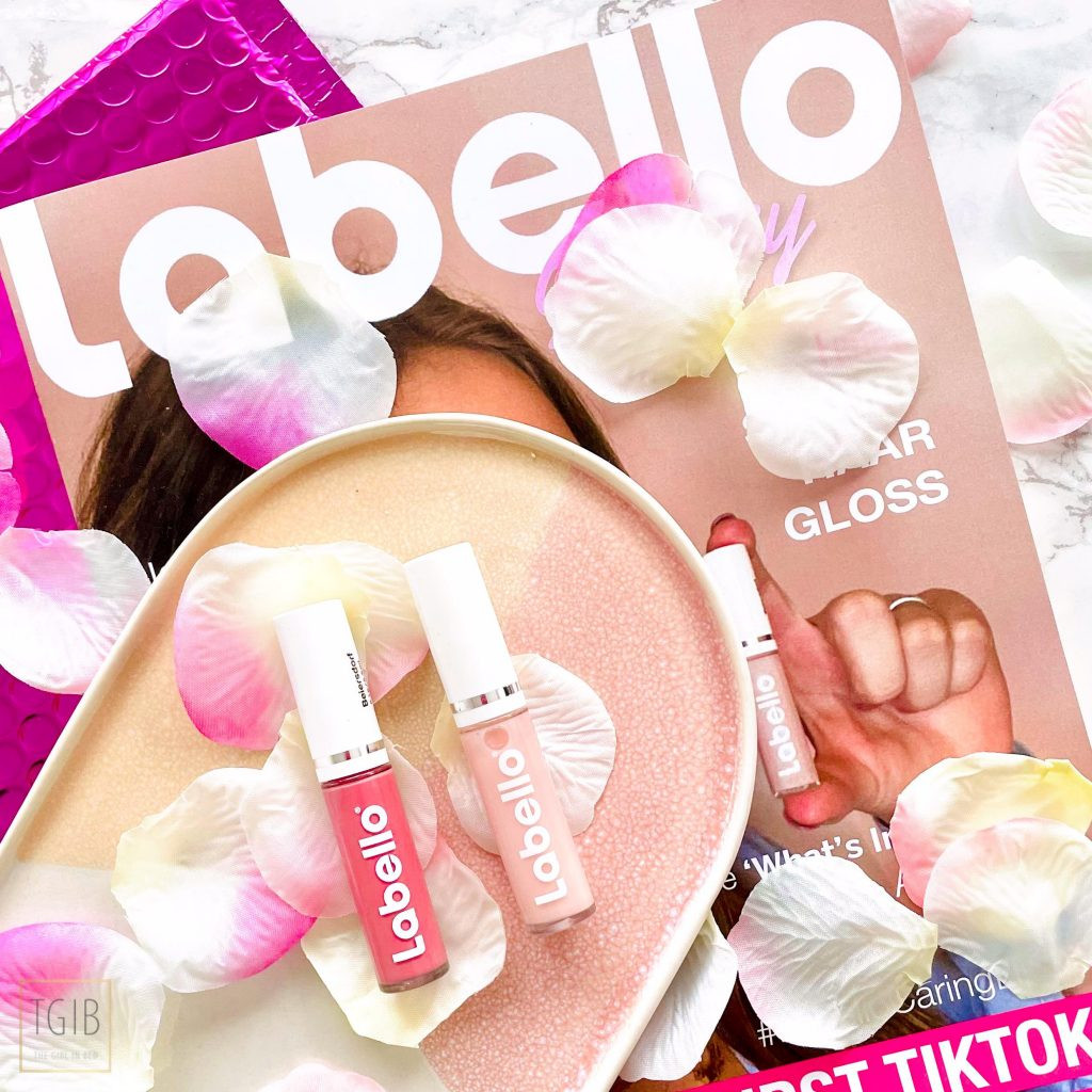 Labello Caring Lip Oil