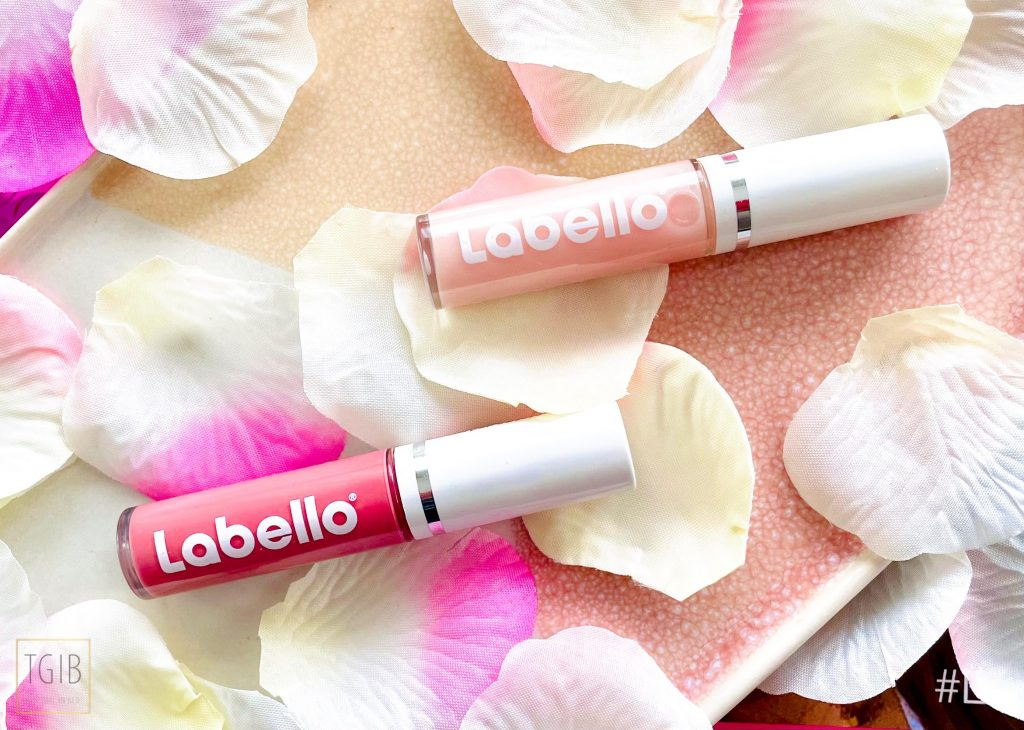 Labello Caring Lip Oil review