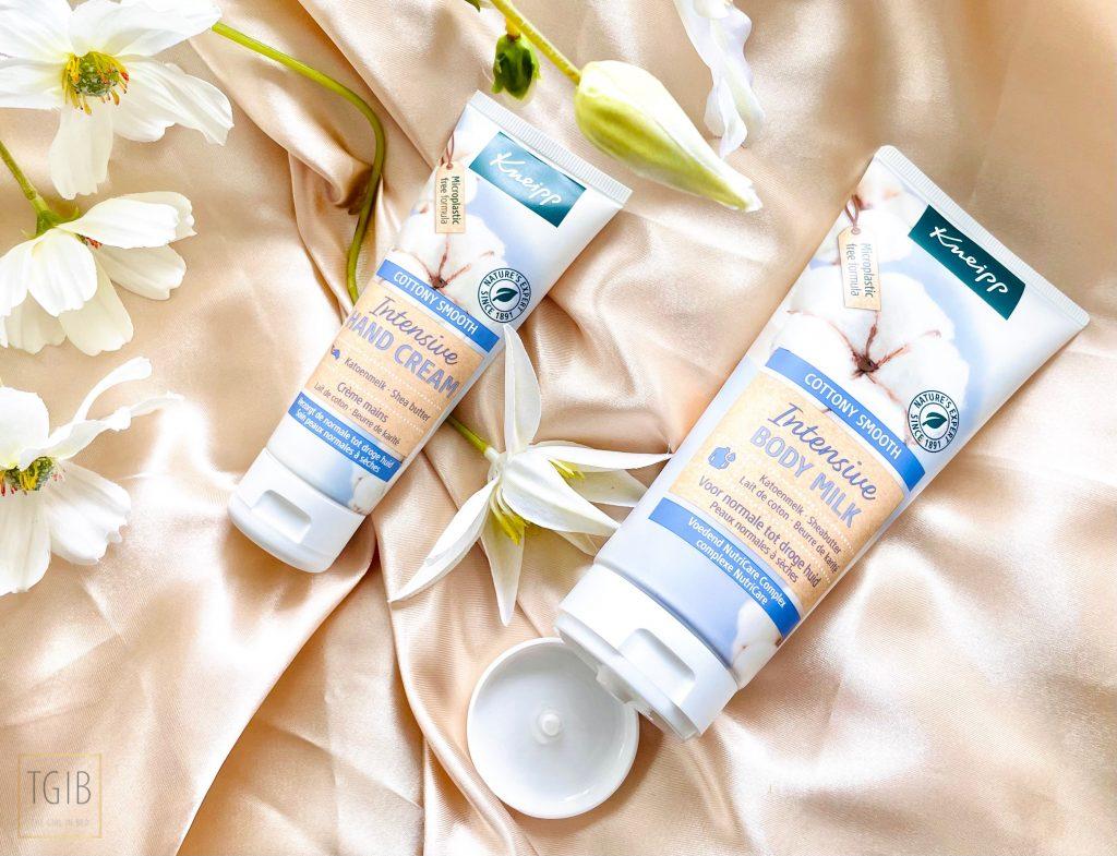 Kneipp Cottony Smooth Handcrème En Intensive Bodymilk 9