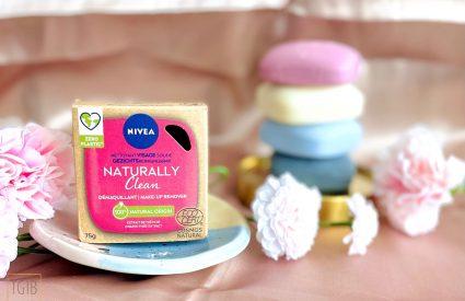 Nivea Naturally Clean Reinigingsbar Collectie