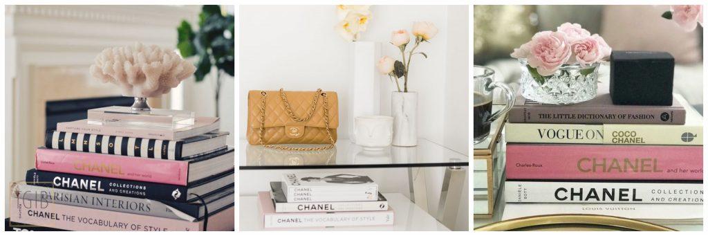 4x Chanel in je interieur boeken